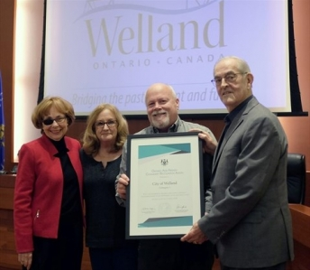 Welland an age-friendly community